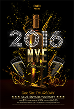 New Year Flyer - 96