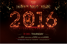 New Year Flyer - 102