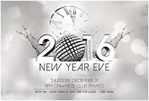 New Year Flyer - 103