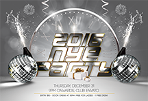 New Year Flyer - 87
