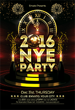New Year Flyer - 92